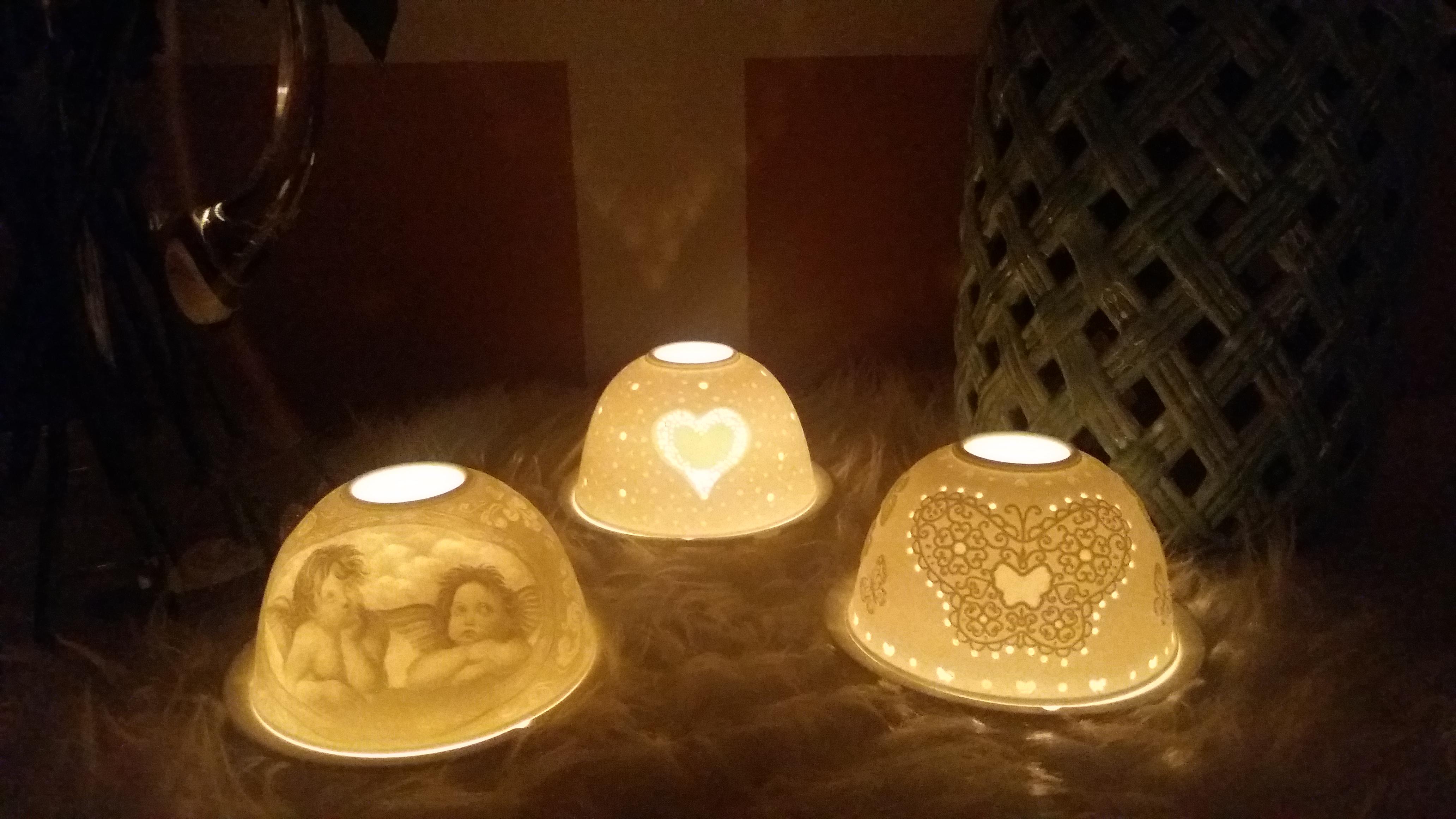 c60151c52 Svietniky, lampáše, lampy | Keramický svietnik, anjelik | fridahome